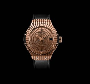 Hublot Big Bang Caviar Rose Gold