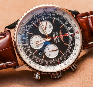 Breitling Navitimer 01 46mm Two-Tone Watch