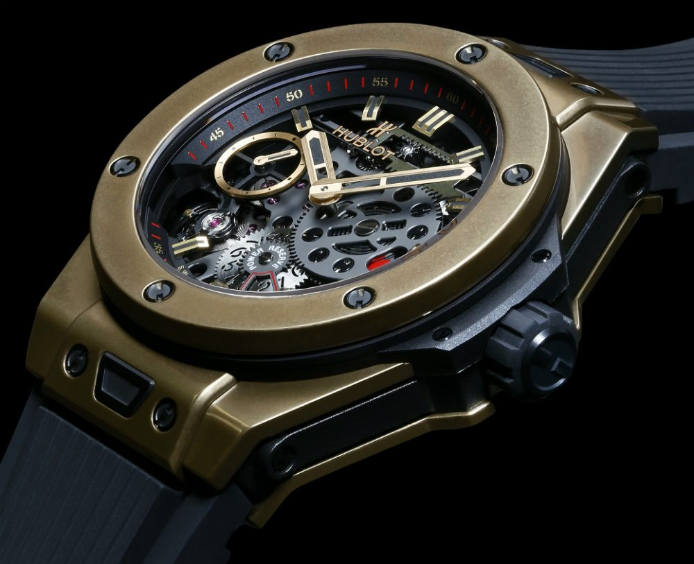 Hublot Big Bang MECA-10 Magic Gold Watch
