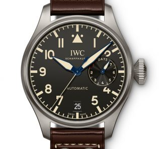 IWC: Big Pilot's Watch Heritage in Titan