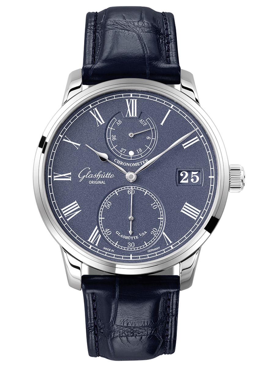 Glashütte Original: Senator Chronometer