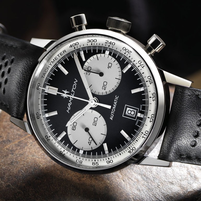 Baselworld Preview: Hamilton Uhren Kiel Replik Intra-Matic 68