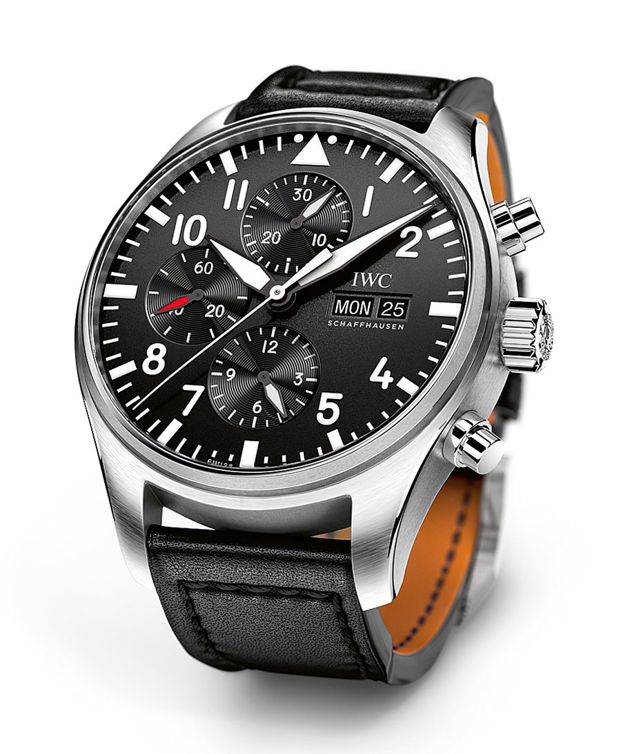 IWC: Pilot's Watch Chronograph