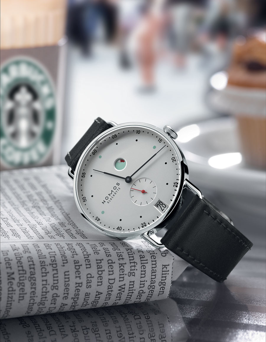 Download: The Metro Of Nomos GlashÜTte In The Test